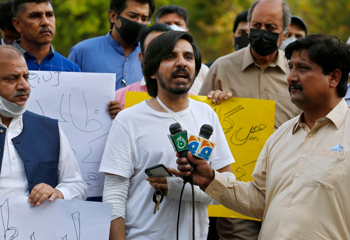 Pakistani journalist summoned on allegation he defamed army