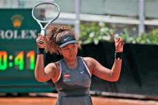 Osaka steps out of French Open and onto sport's third rail