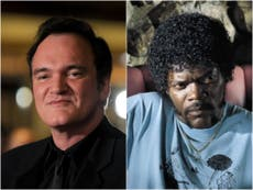 Quentin Tarantino's cast wish list for Pulp Fiction reveals film was almost very different