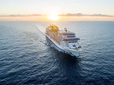 Cruise ships are back – but what's it really like to travel on Covid-safe seas?