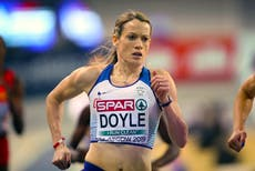 'This is the right time for me to go' – Eilidh Doyle retires from athletics