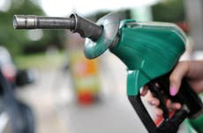 Petrol prices soar to highest level in nearly two years
