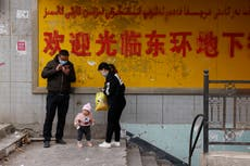 China showcases Xinjiang's economy to fight rights criticism