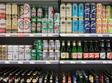 Drinking alcohol within government guidelines still harms the brain, heart and liver, study finds