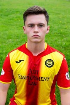 Livingston manager David Martindale thrilled to seal James Penrice signing