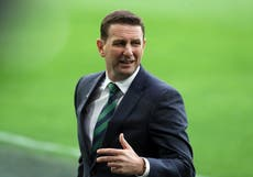 Ian Baraclough wants Northern Ireland to prove they can compete with the best