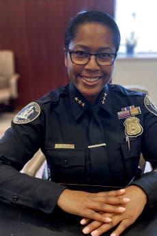 1st Black woman set to serve as next Columbus police chief