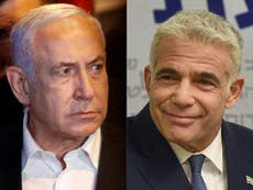 Netanyahu's rule to end as Israel opposition parties form coalition