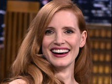 Jessica Chastain undergoes radical 'four-hour' transformation for film about televangelist Tammy Faye
