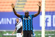 Romelu Lukaku transfer news: Striker insists he is 'staying' at Inter Milan amid Chelsea interest