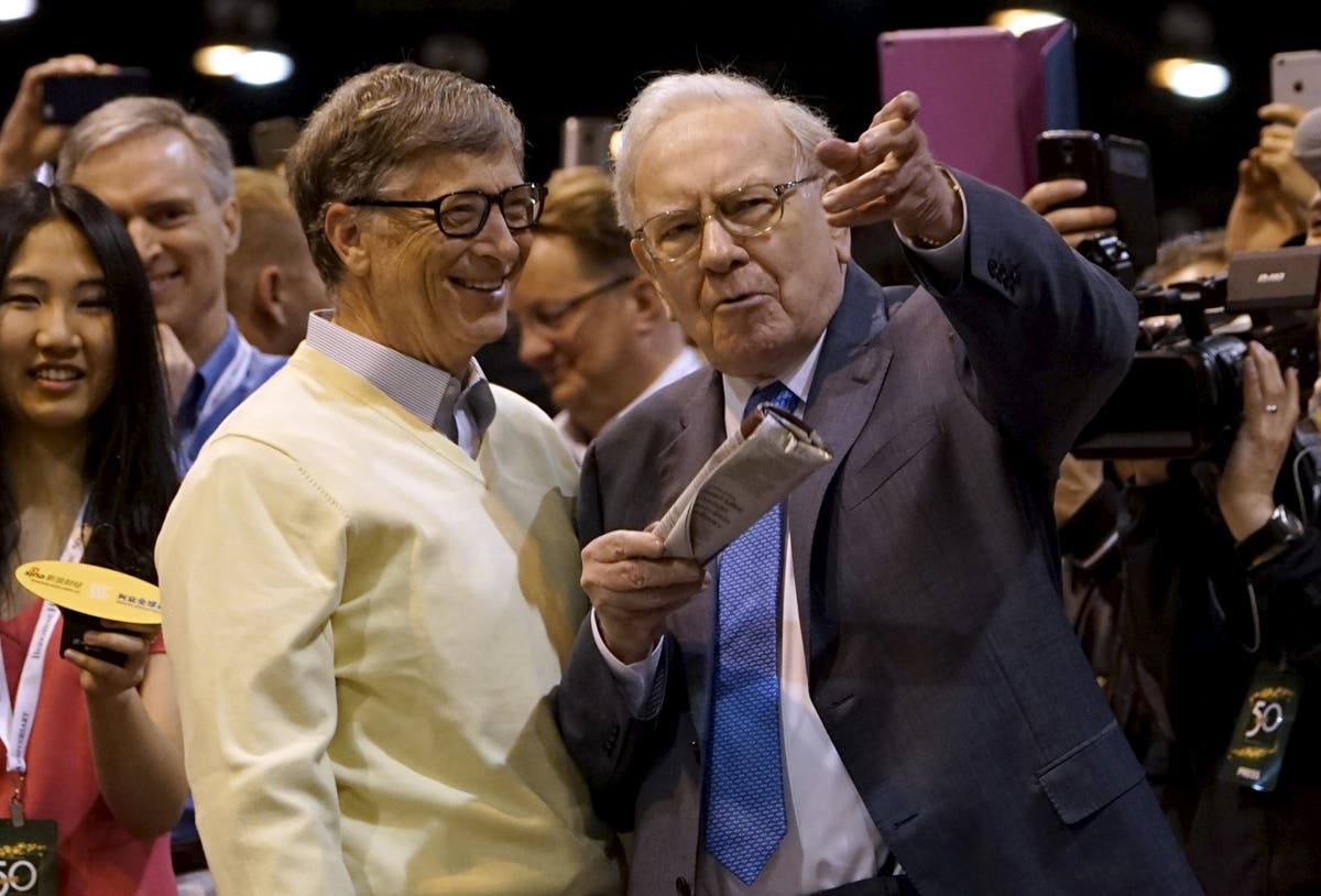 Bill Gates and Warren Buffett team up to build new type of nuclear power reactor