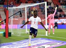 Bukayo Saka admits he has gone from star-struck teenager to England match-winner