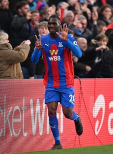 Christian Benteke signs two-year contract extension with Crystal Palace