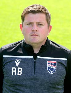 Assistant manager Richie Brittain leaves Ross County