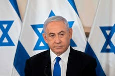 Netanyahu hits back at deal by 'dangerous left-wing government' to unseat him