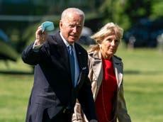 Joe and Jill Biden to meet Queen at Windsor Castle on 13 June