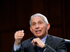 Fauci defends himself over email revealing he was warned Covid was 'engineered'