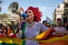 Thousands join Pride parade in conservative Jerusalem