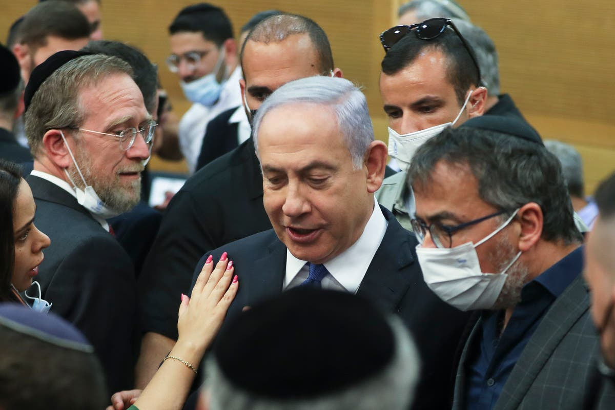 Benjamin Netanyahu: Israel's prime minister is down but not yet out