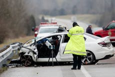 US traffic deaths up 7% last year, highest number since 2007
