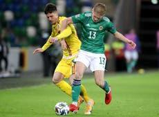 Ali McCann believes Northern Ireland were unlucky to leave Ukraine empty-handed