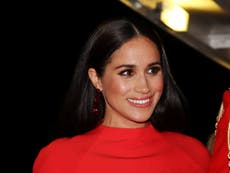 Meghan Markle reveals 'Easter eggs' hidden in The Bench, including Diana's favourite flower