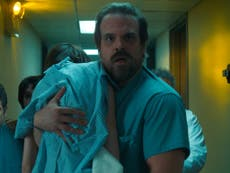 David Harbour leaked Black Widow photos to prevent Marvel and Stranger Things crossover theories