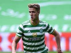 Kristoffer Ajer vows to leave Celtic this summer