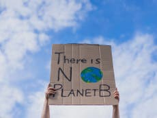 Nearly nine in ten people are already taking steps to reduce their impact on the environment