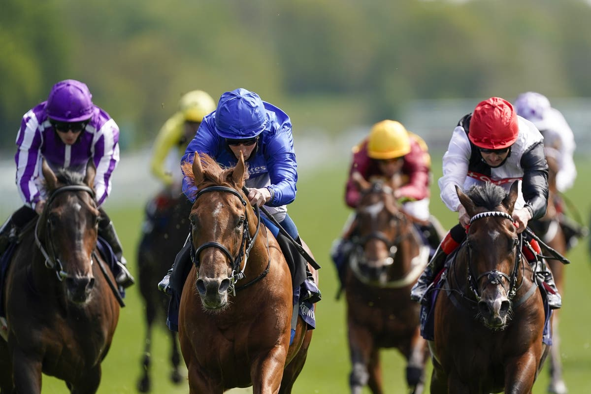 Hurricane Lane leads Appleby hopes of second Derby triumph