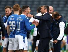 Michael O'Halloran commits St Johnstone amid St Mirren interest