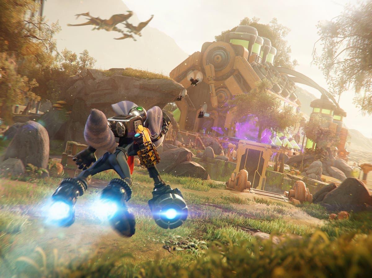 棘轮 & 铮铮: Rift Apart is a flagship blockbuster for the PS5 era – review