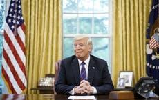 Trump vows revenge on Facebook's Zuckerberg when he's 'back in the White House'