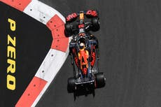 Azerbaijan GP qualifying LIVE: F1 latest times as battle for pole starts in Baku today
