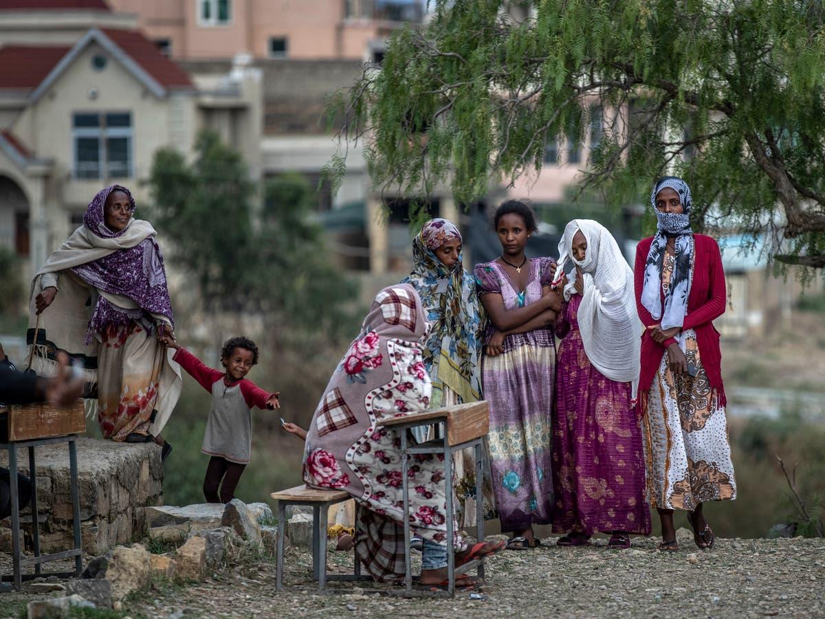 Famine looms in Ethiopia's Tigray region