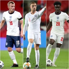 Talking points ahead of England's final Euro 2020 warm-up