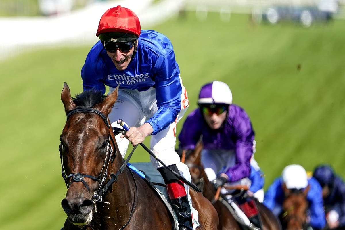 Derby delight for bookies as Adayar scoops Epsom honours