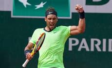 French Open: Rafael Nadal and Novak Djokovic to face rising Italian stars in last 16