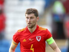 Ben Davies admits Wales have 'plenty to work on' after Albania stalemate