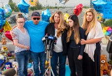 Mother eulogizes Southern California boy killed in road rage