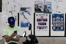 'Clear escalation' in government repression as Algeria heads to the polls after a time of protest