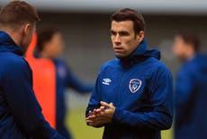 Seamus Coleman injury blow for Republic of Ireland
