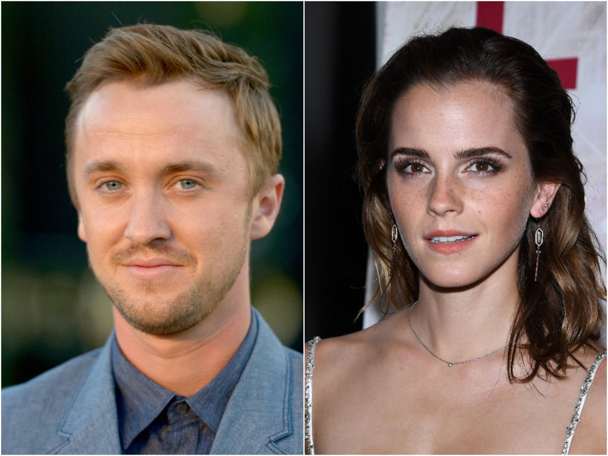 Harry Potter actor Tom Felton clears up Emma Watson romance speculation