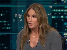Caitlyn Jenner criticises 'disgusting' Gwen Berry national anthem protest