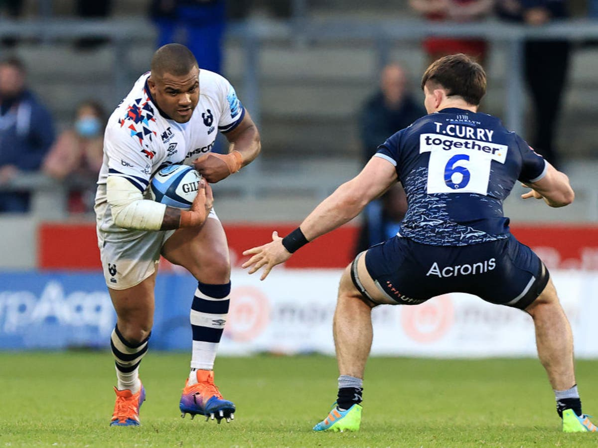 Kyle Sinckler called up by Lions after Andrew Porter ruled out
