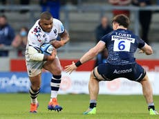 Kyle Sinckler handed Lions call-up after injury rules out Andrew Porter