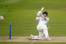 New Zealand up the ante at Lord's as England face a challenging target