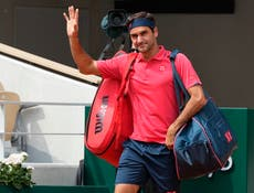 Roger Federer confirms withdrawal from French Open