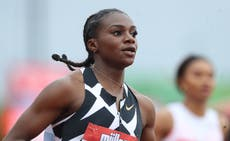 Dina Asher-Smith secures Olympics spot with victory in Holland