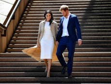 Will Harry and Meghan return to the UK for Lilibet's christening?